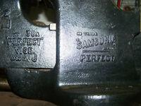 LARGE ENGINNEER'S VICE