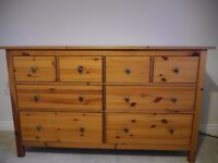Ikea chest of drawers. Good condition. All drawers working.