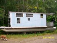 Trade a 33' Houseboat for second generation camero
