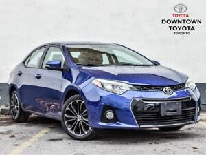 2015 Toyota Corolla S TECH PKG | FULLY LOADED