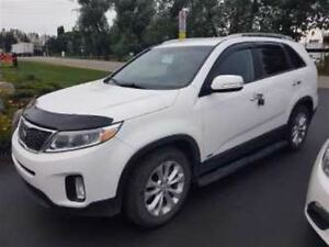 2015 Kia Sorento EX AWD! LEATHER! HEATED SEATS! REAR CAMERA! SID