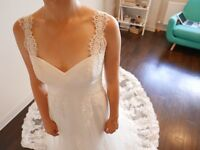Pronovias Petunia wedding dress. Only worn once - I swear