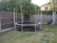 10 ft PLUM TRAMPOLINE - Collection from Surrey