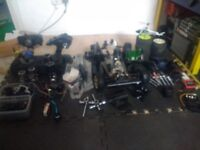 job lot only and pick up only rc 1/8 scales cars parts