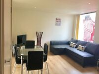 Central two bedroom two bathrooms apartment with balcony in the heart of Trendy Brick Lane