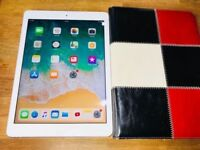 IPAD AIR, 16GB, GREAT BATTERY LIFE, CASE