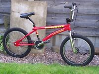 SCHWINN POWER MATIC BMX BIKE