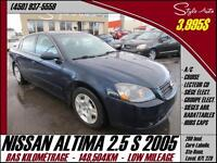 2005 Nissan Altima 2.5 S A/C CRUISE