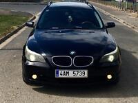 BMW E61 525d left hand
