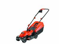 Black and Decker rotary lawnmower edgemax 1200w BARGAIN