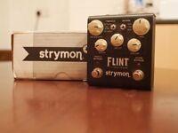 Strymon Flint Rerverb & Tremolo Pedal