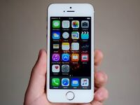 iPhone 5S 16GB Gold Fully Working Great Condition