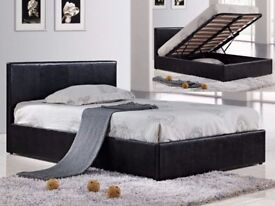 💚💚💚 BEAT ANY CHEAPER PRICE 💚💚💚BRAND NEW FRONT LIFT UP STORAGE BED PRADO BED SINGLE DOUBLE KING