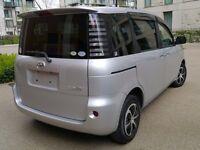 Toyota 1.5 - 7 Seats Automatic HPI Clear 3 Months Warranty | NOT Vauxhall Zafira Previa Noah Estima