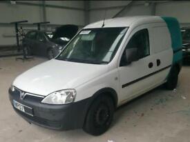 Cheapest 2007 Vauxhall Combo 2000 Van 1.3 Diesel Low Mileage