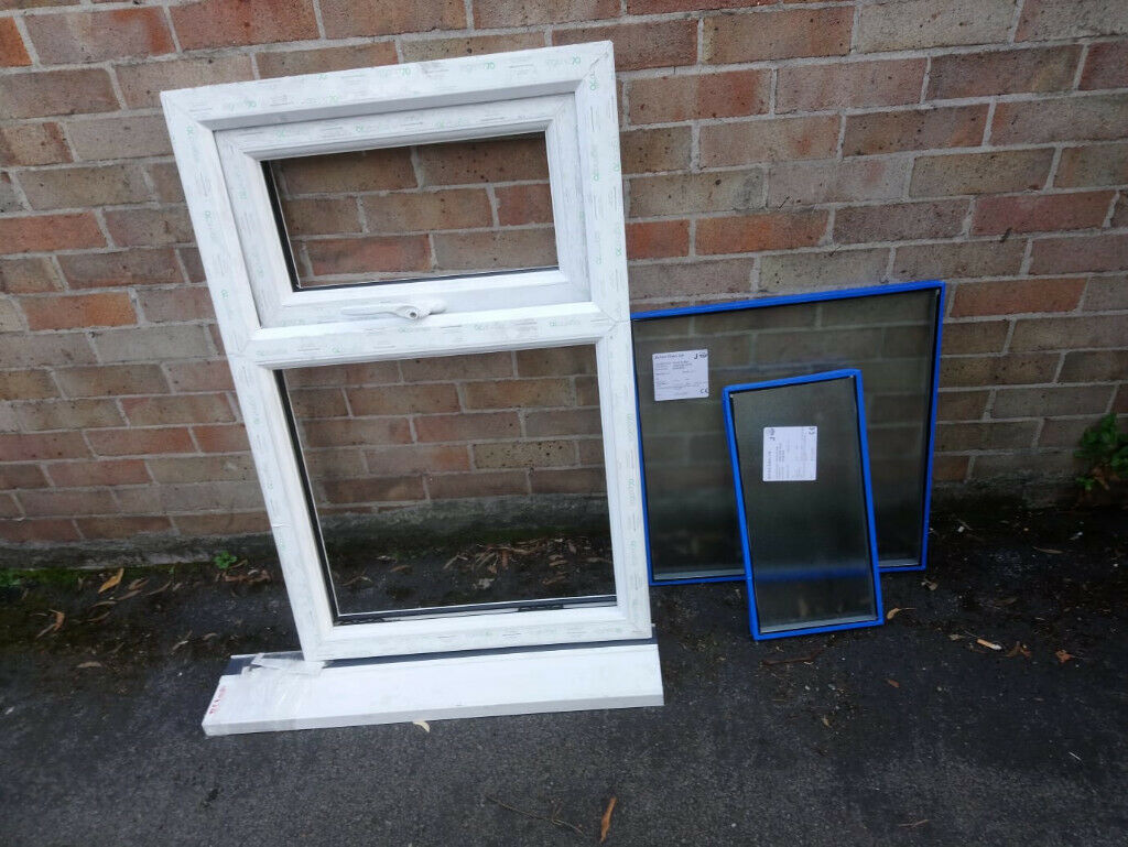 big sale 8822f db39e **BRAND NEW**UPVC DOUBLE GLAZED WINDOW**FROSTED GLASS**ONLY £80** | in  Knowle, Bristol | Gumtree