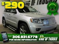 2011 Jeep Grand Cherokee Limited - One Owner