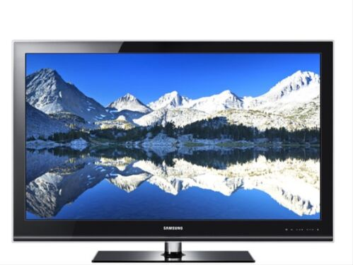 samsung fernseher 46 zoll le46b750u1p in kreis pinneberg. Black Bedroom Furniture Sets. Home Design Ideas