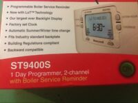 honeywell st7100 programmer manual