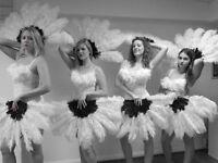 Hire our professional cabaret troupe – The Cabaret Queens