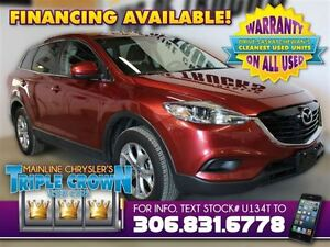 2014 Mazda CX-9 GS Touring AWD - Heated Leather Seats