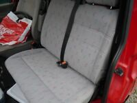 Vw t4 double front seat, good clean condition.