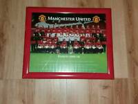 Official Manchester United Framed Team Photo