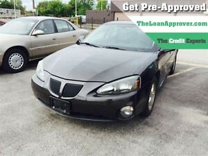2008 Pontiac Grand Prix * LOW KMS * JUST REDUCED WAS $9475
