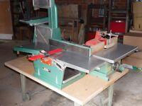Kity woodworking combination machine