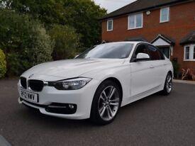 BMW 3 Series 2.0 318d Sport 4dr, FSH, MOT Sept 2018, Auto, Cruise Control, Parking Sensors And More
