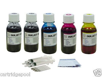Refill Ink Ink Kit For Hp 27 28 Officejet 5610v 4215v 421...
