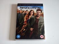 Revolution Season 1 DVD Box Set New and Unsealed