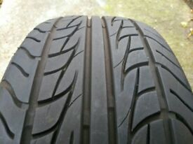 * * * 215/45r18 Nankang tire like new, 18 inch Tyre * * * *