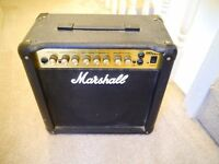 Marshall MG15DFX Guitar Amplifier