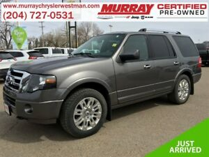 2014 Ford Expedition Limited 4WD *Nav* *Backup Cam* *Heat/Vent L
