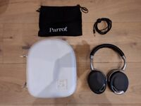 Wireless Noise Cancelling Headphones - Parrot Zik (with Case)