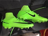 Nike mercurial football boots size 6
