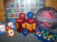 Bakugon and Accessories