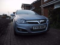 Vauxhall Astra 1.9 CTDI excellent condition and perfect running order / 2keys / full service history
