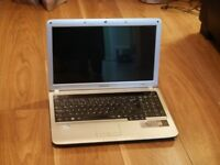 Samsung Laptop   Intel Pentium   4GB RAM   15.6'   320GB HDD