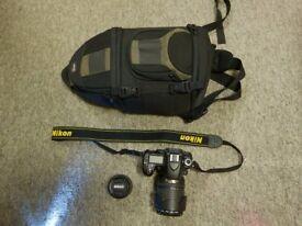 Nikon D80 10.2MP DSLR Camera . Nikon Nikkor AF-S 18-135mm 1:3.5-5.6G ED . Nikon AF-S 50mm f/1.8 g