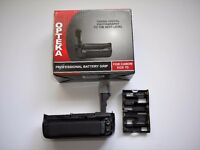 battery grip for canon 7d camera