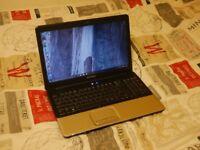 Compaq Laptop - 4GB RAM - AMD Sempron 2.1 GHz - NVIDIA GPU