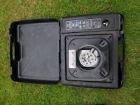 Portable Gas Cartridge Stove