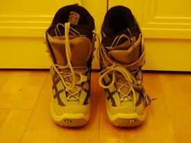 SNOWBOARD BOOTS, NORTHWAVE, HARDLY USED, SIZE 39