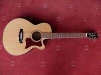 Tanglewood electro acoustic guitar. BARGAIN