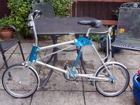 Airframe Folding Bicycles