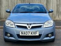 OPEN TO OFFERS 2007 VAUXHALL TIGRA 87K MILEAGE
