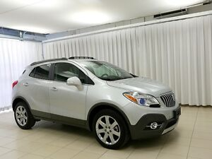 2016 Buick Encore HURRY!! DON'T MISS OUT!! AWD SUV w/ HEATED LEA