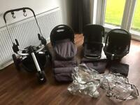 Quinny Buzz 3in1 Travel System
